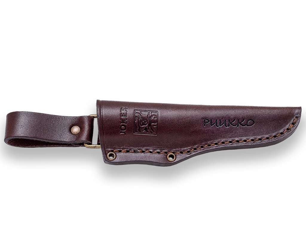 CUCHILLO BUSHCRAFT JOKER GRANDFATHER MANGO DE ABEDUL RIZADO THERMO