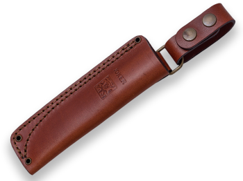 WALNUT HANDLE JOKER EMBER FLAT BUSHCRAFT AND SURVIVAL KNIFE Walnut handle JOKER EMBER FLAT bushcraft knife