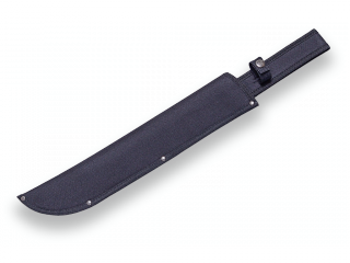 RUBBER + ABS HANDLE STAINLESS STEEL 38 CM BLADE LENGTH MACHETE TROPICANO JKR