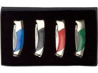 Keyring pocket knives